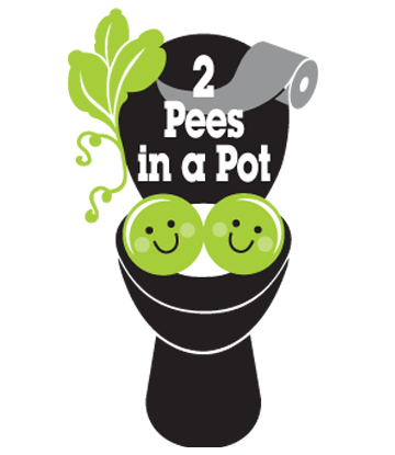 2 Pees in a Pot